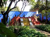 Casa Azul garden - Mexico City