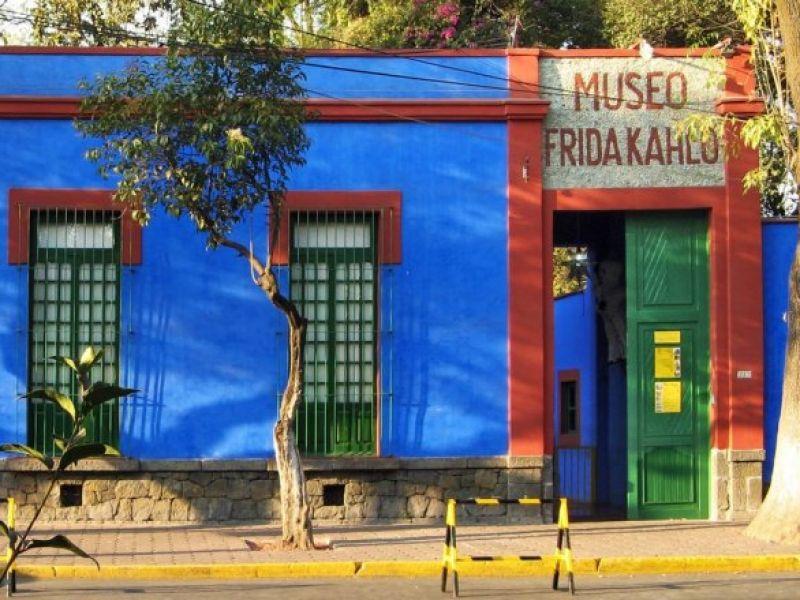Frida Kahlo Museum Casa Azul