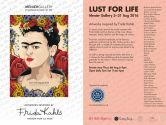Lust for Life - Menier Gallery