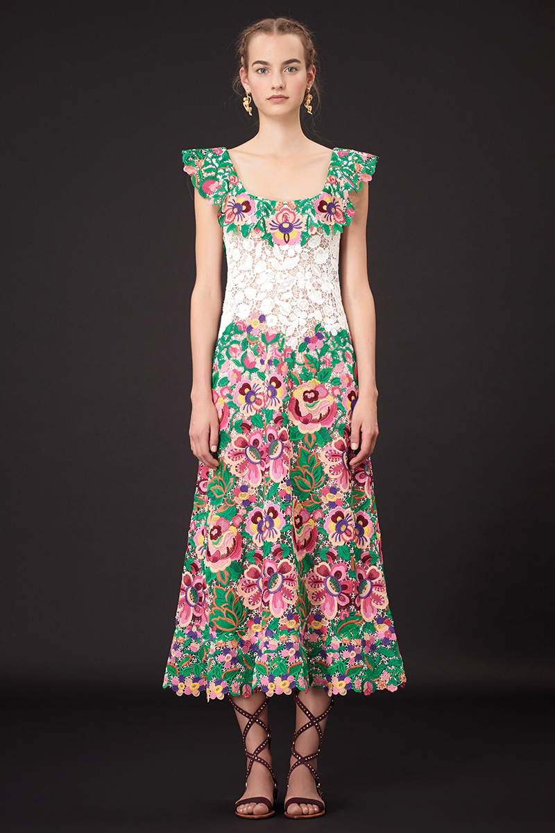Valentino Frida Kahlo - Resort Collection 2015